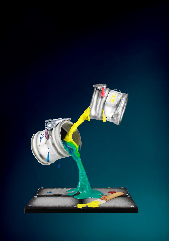 paint_splash_gravity_defying_cake_le_doux_collage