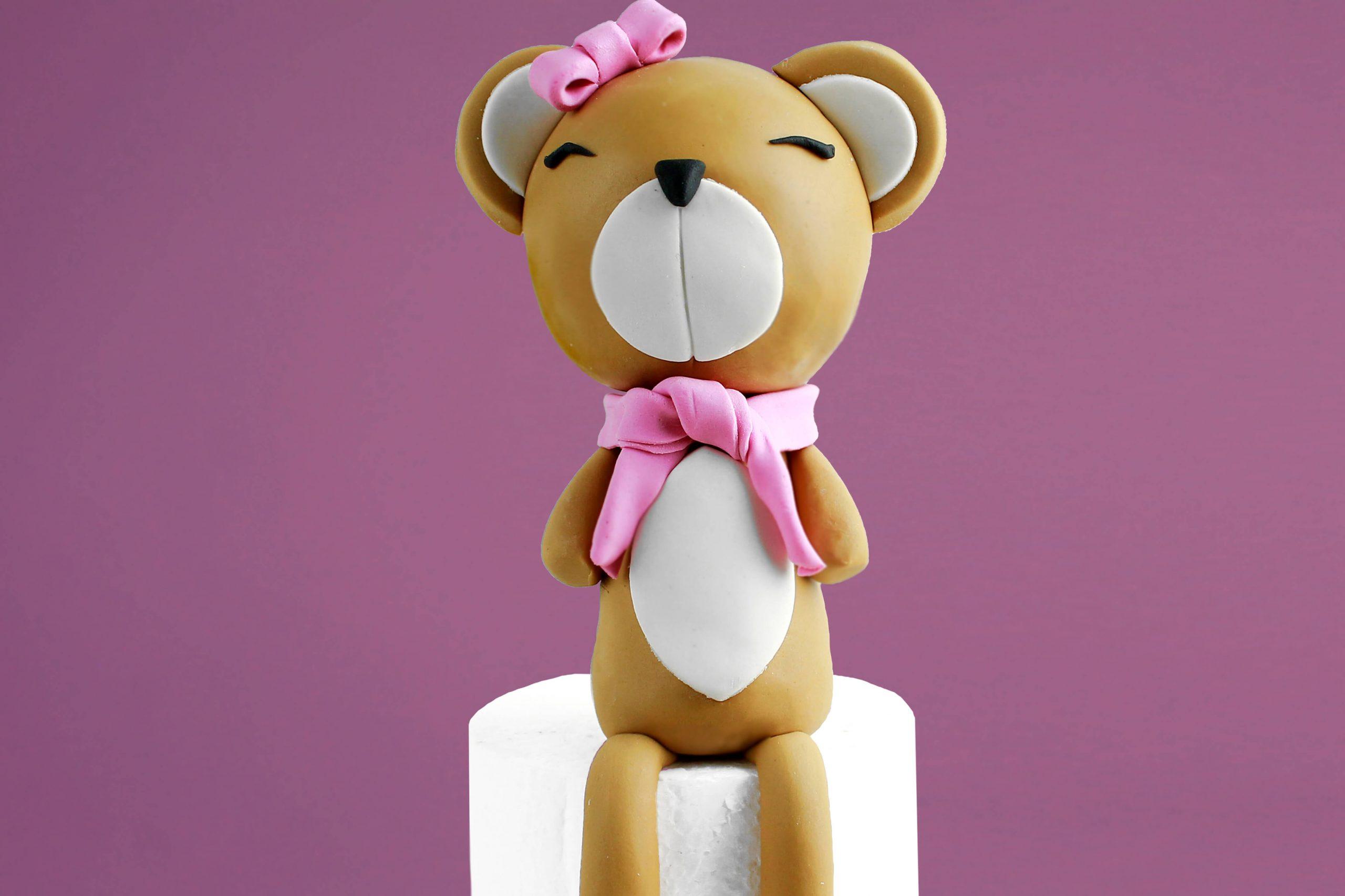 oso-decorar-pastel-fondant