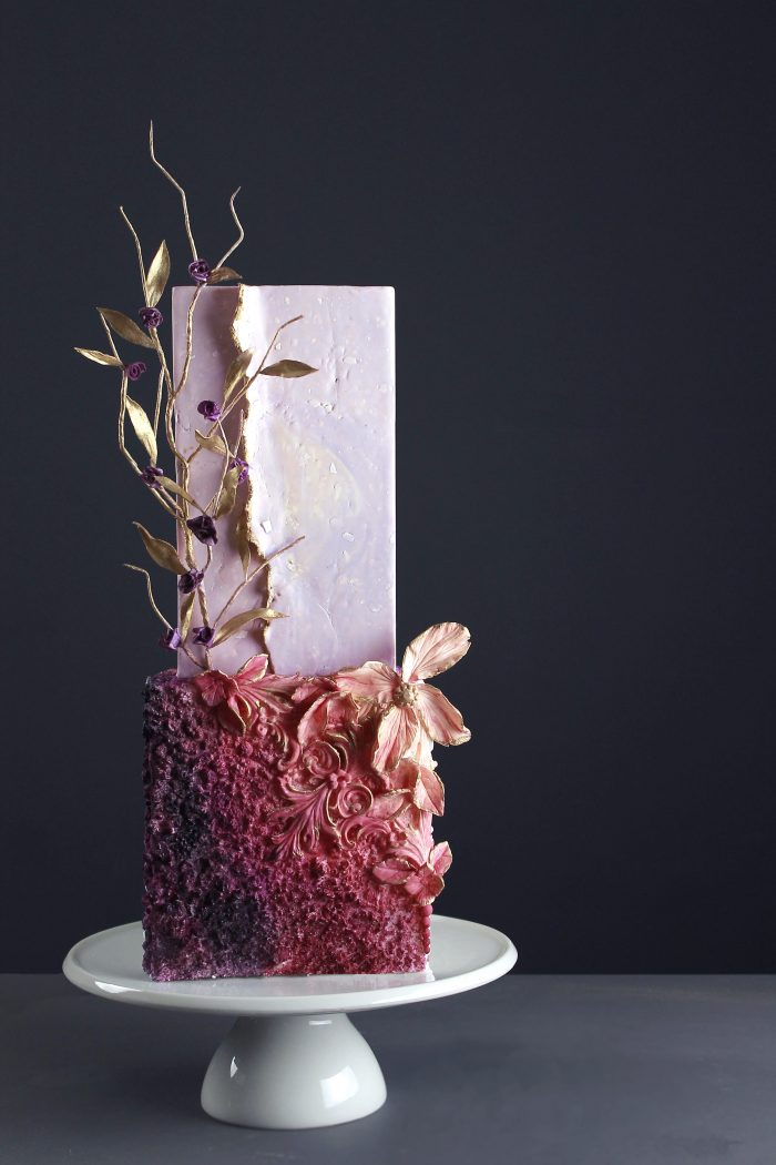 bass_relief_wedding_cake_le_doux_collage