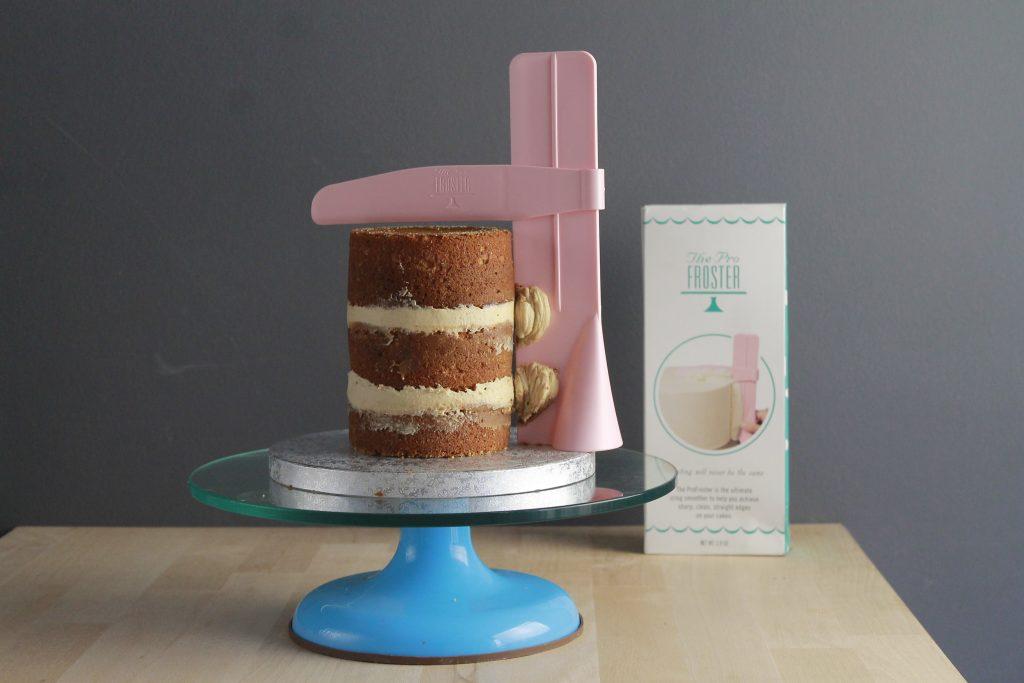 Cómo conseguir bordes perfectos y tartas rectas + receta de crema de speculoos