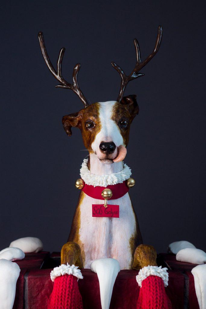 Pets aren't just for Christmas. ¡Feliz Navidad!
