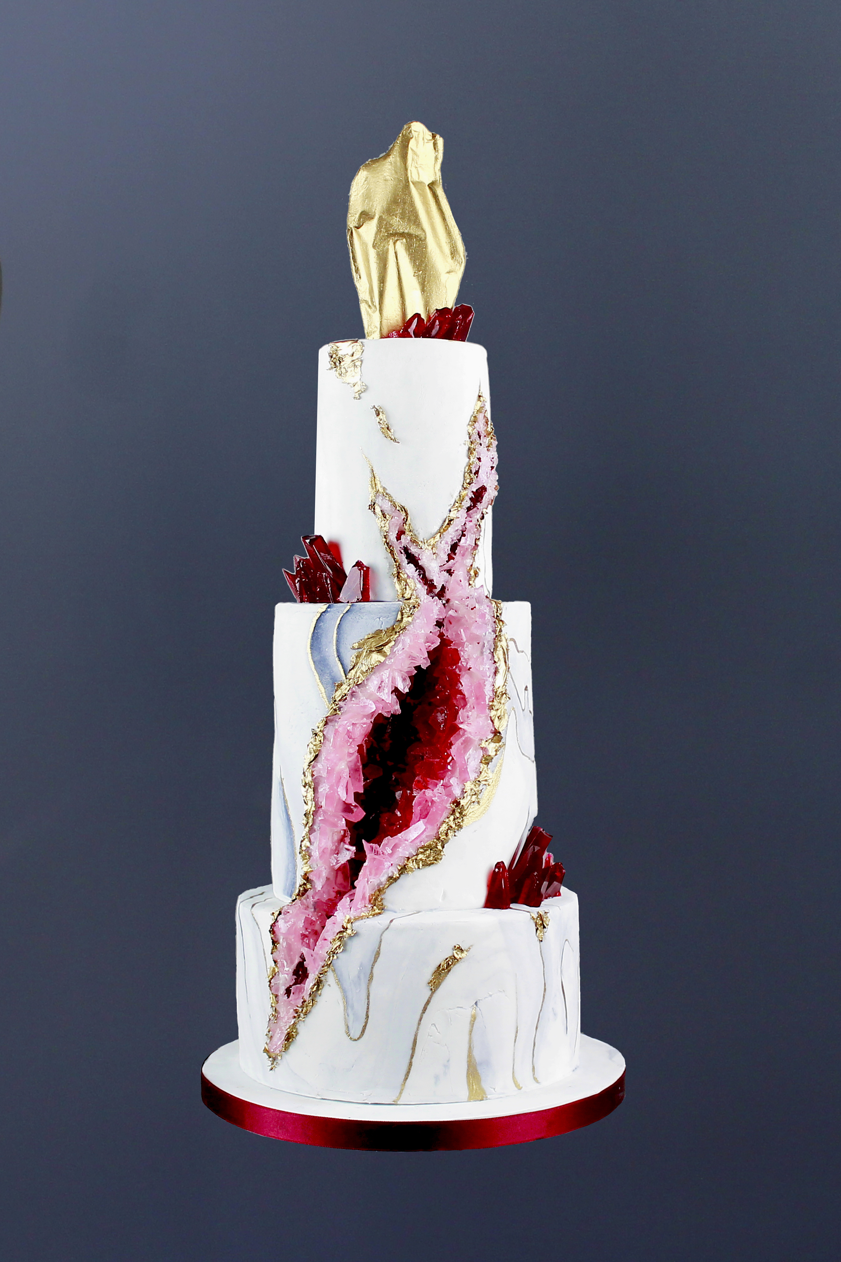 geode_wedding_cake_le_doux_collage