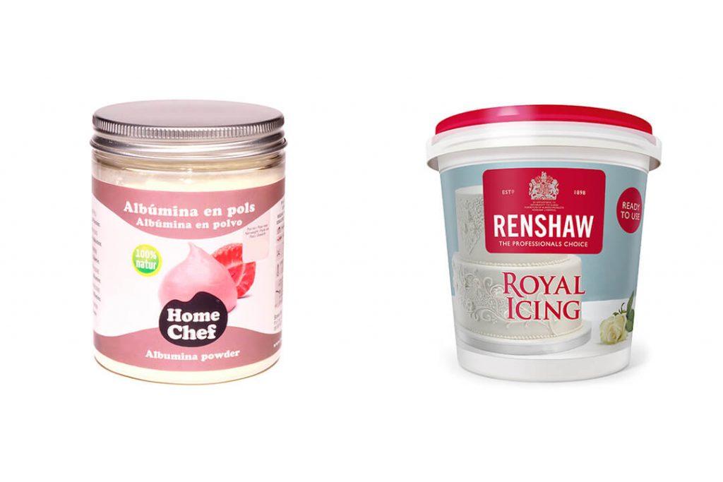 Glasa real o royal icing: qué es y para qué se utiliza
