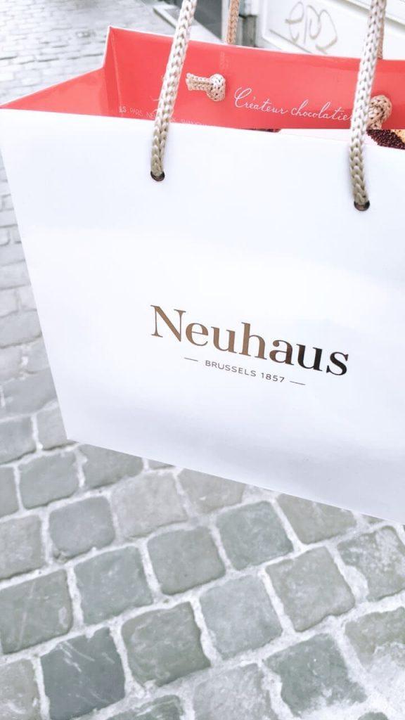 Las mejores chocolaterías de Bruselas