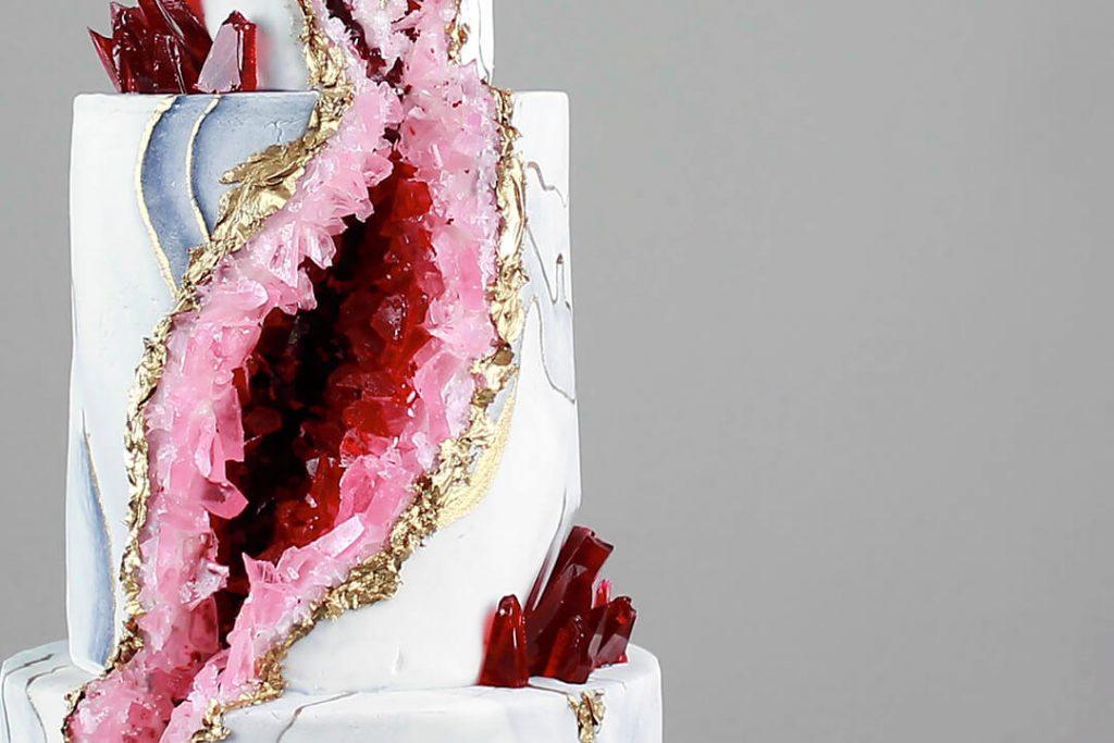 ¿Cuánto cuesta una tarta de boda? Guía para hacer un presupuesto para una tarta de boda