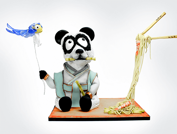 pastel-fondant-original-panda